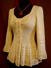 Evangeline Tunic Knit Pattern