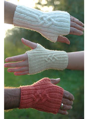 Shirl's Mittlets Knit Pattern
