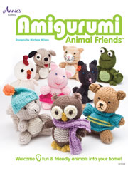 Amigurumi Animal Friends