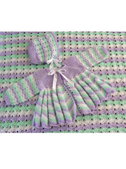 Dainty Ripple Layette Pattern Pack