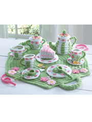 Tea Set Pattern Pack