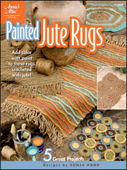Painted Jute Rugs