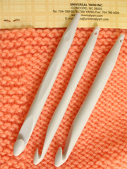 Denise Interchangeable Individual Crochet Hooks