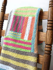 Crazy Cabin Knit Pattern