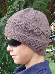 Earwarmer Hat Knit Pattern