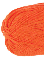 Plymouth Yarn� Jeannee DK Vibrant Orange
