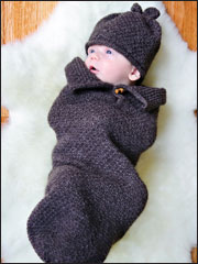 Sugar Bear Set Knit Pattern