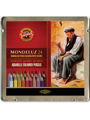Aquarelle Pencils 24 pack