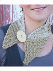 Tierranova Neck Cuff Knit Pattern