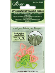 Triangle Stitch Markers Small
