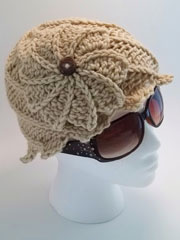 Braided Twirlagig Hat