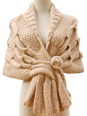 Oscillation Wrap Knit Pattern