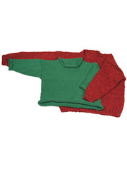 Child's Pullover Knit Pattern