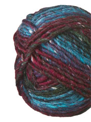 Plymouth Yarn� Boku Teal/Green/Brown