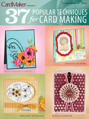 37 Popular Techniques for Card Making Fall 2011