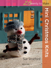 20 to Make Mini Christmas Knits
