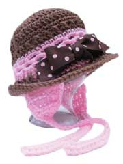 Cute Earflap Hat Crochet Pattern