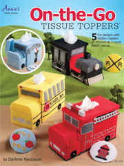 On-the-Go Tissue Toppers