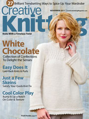 Creative Knitting November 2011