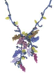 Grapes Boa Necklace Kit