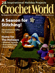 Crochet World December 2010