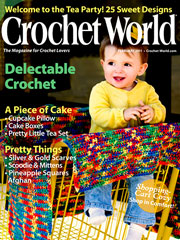 Crochet World February 2011