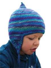 Bimple Hat Knit Pattern