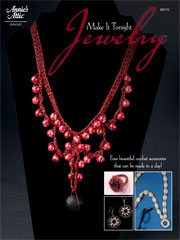 Make It Tonight Jewelry Crochet Pattern
