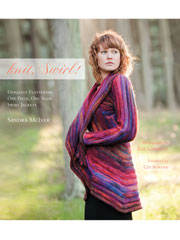Knit, Swirl! Knit Pattern Book