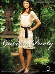 Garden Party Crochet Pattern