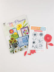 A Year of Flowers AND Stamp Set