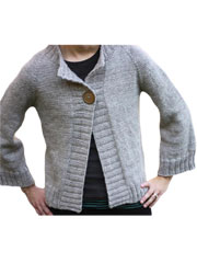 Concetta Cardigan Knit Pattern