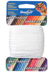 Needloft 20yd White