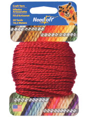 Needloft 20yd Red
