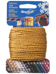 Needloft 20yd Gold