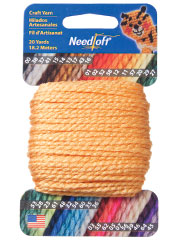 Needloft 20yd Tangerine