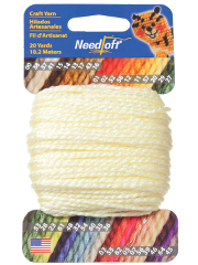 Needloft 20yd Lemon
