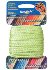 Needloft 20yd Bright Green