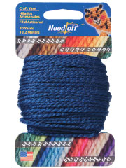Needloft 20yd  Dark Royal Blue