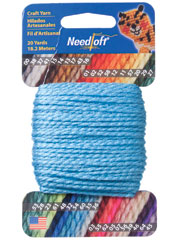Needloft 20yd  Bright Blue