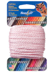 Needloft 20yd Pink