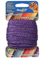 Needloft 20yd Purple