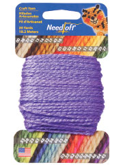 Needloft 20yd Bright Purple
