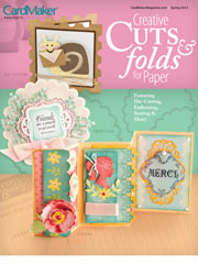 Creative Cuts & Folds for Paper Spring 2012