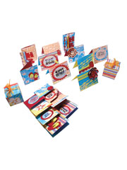 Party Pack Card Kit