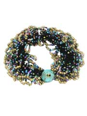Carnivale Crocheted Bracelet Kit