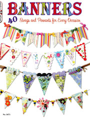 Banners: 40 Swags and Pennants