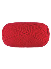 Plymouth Yarn� Encore Worsted Stitch Red