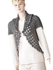 More Crochet Turtleback Jackets