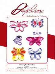 Butterflies Quilling Kit